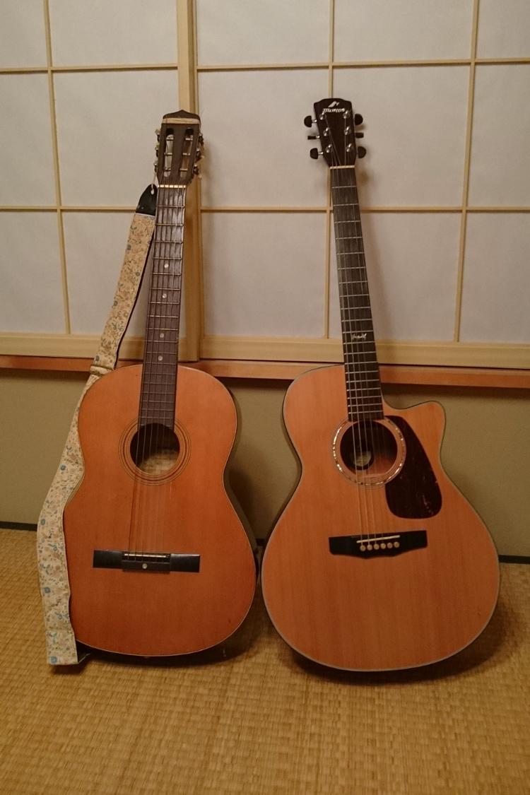 弘前大学学長が青春時代を共にした愛用のギター