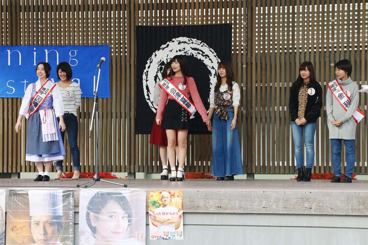 ミス弘大コンテスト(2017)