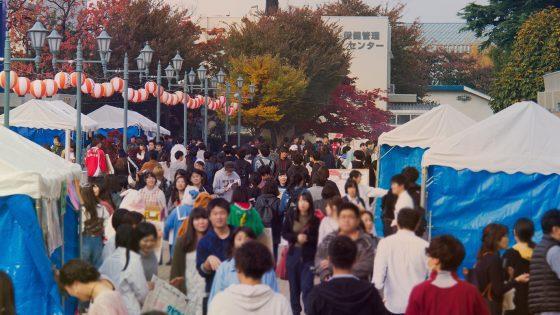過去最高の盛り上がり!写真で見る、弘前大学総合文化祭2017