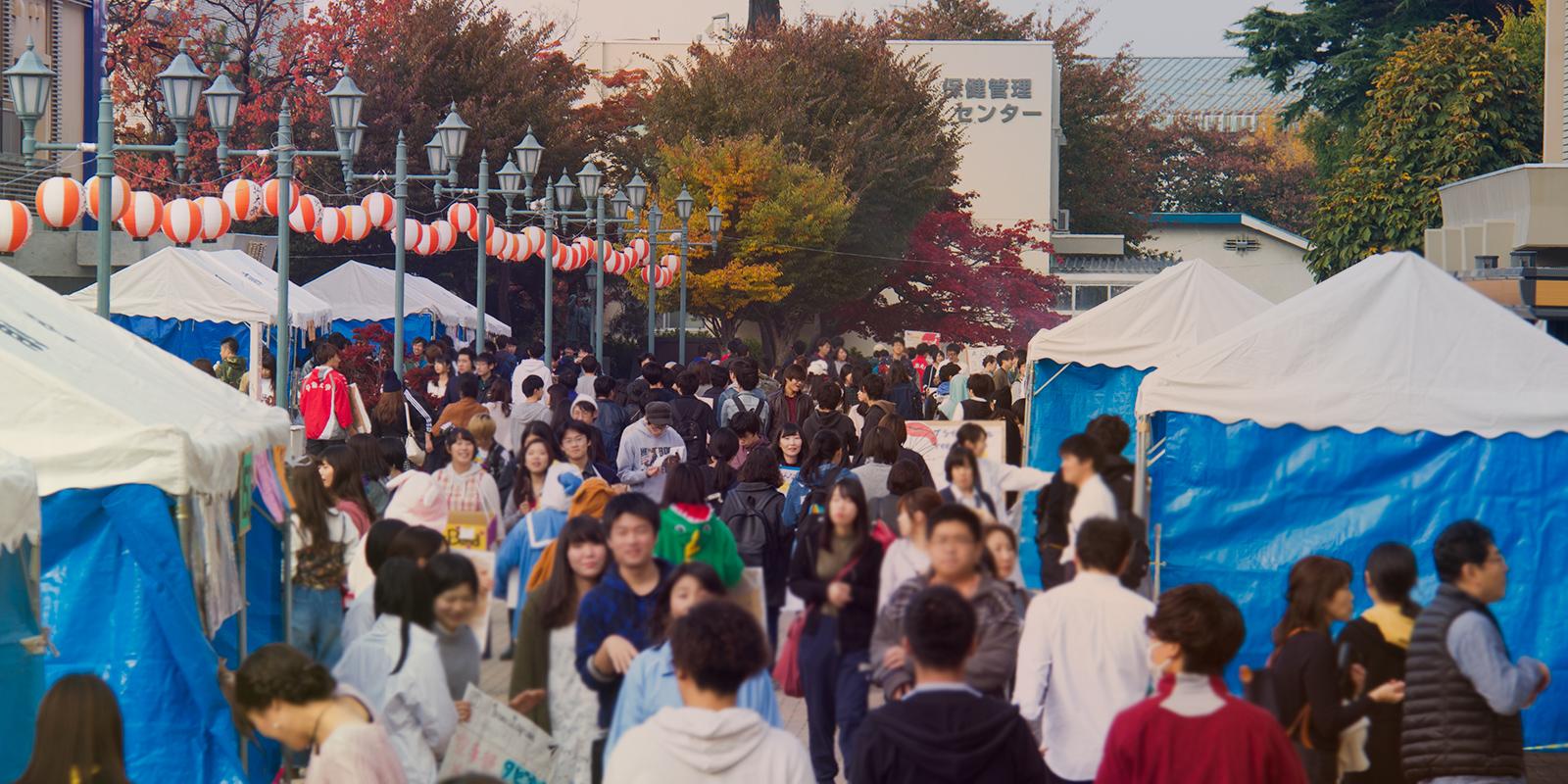 写真で見る、弘前大学総合文化祭2017
