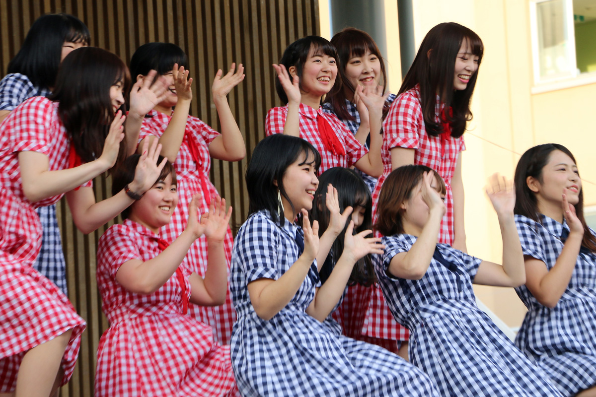 弘前大学総合文化祭2017パフォーマンスショー