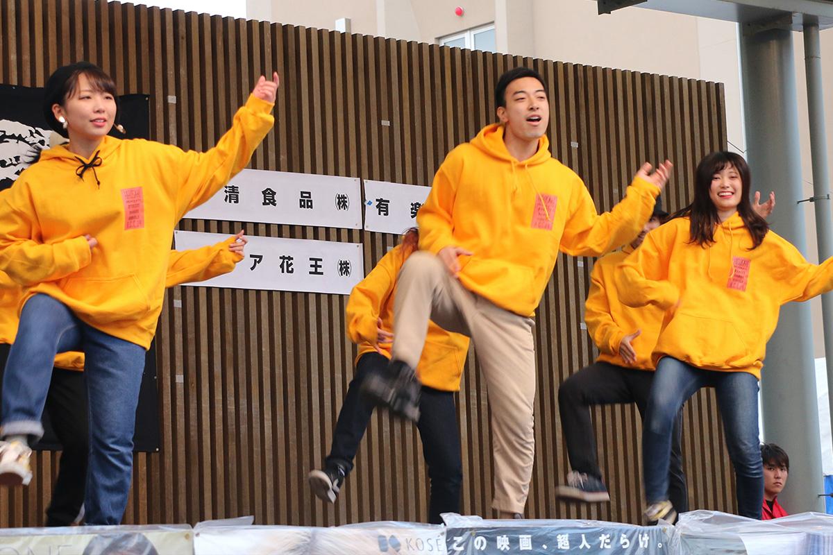 弘大祭ステージ パフォーマンスショー