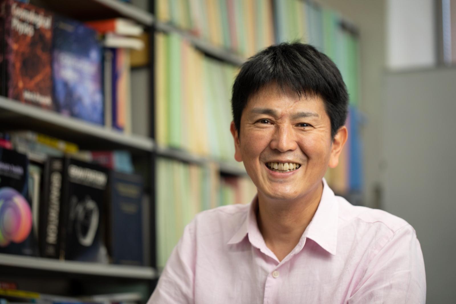 弘前大学で世界に通じるレベルの宇宙研究ができる面白さを一緒に味わいましょう!