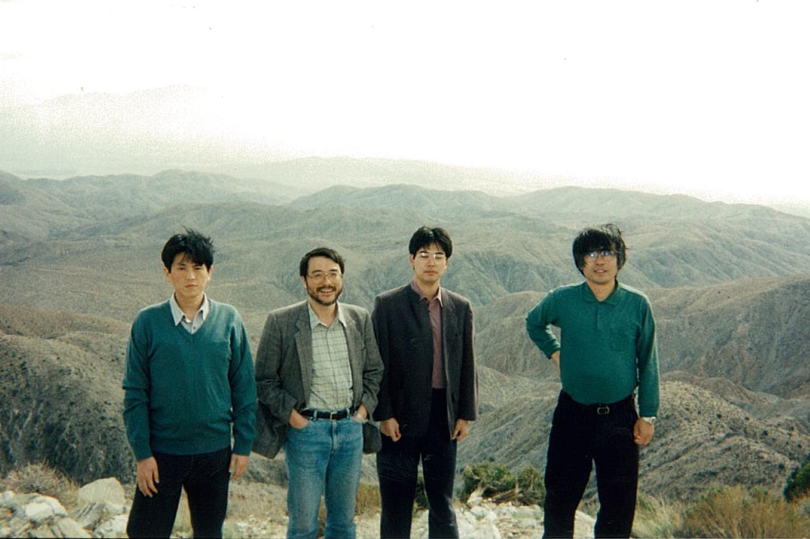 浅田秀樹教授の思い出の写真1