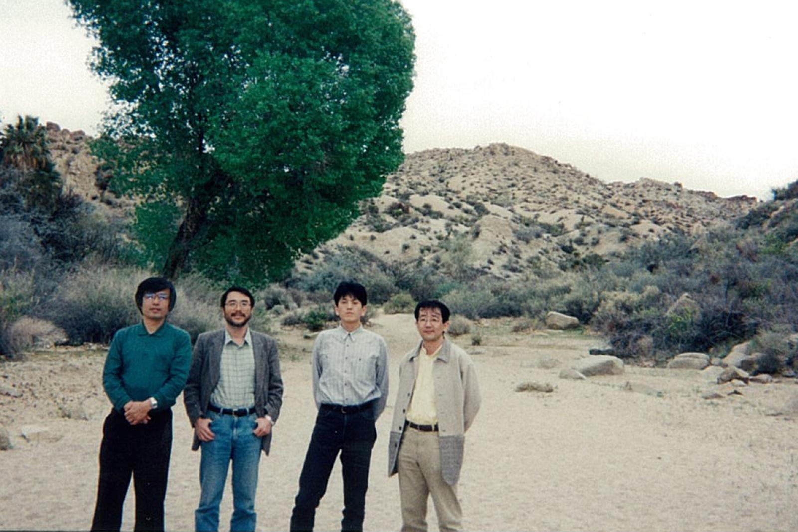 浅田秀樹教授の思い出の写真2