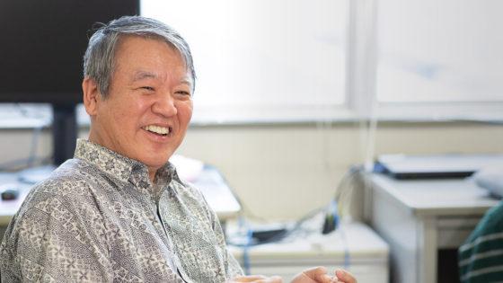 理工学部 地球環境防災学科 教授 野尻幸宏