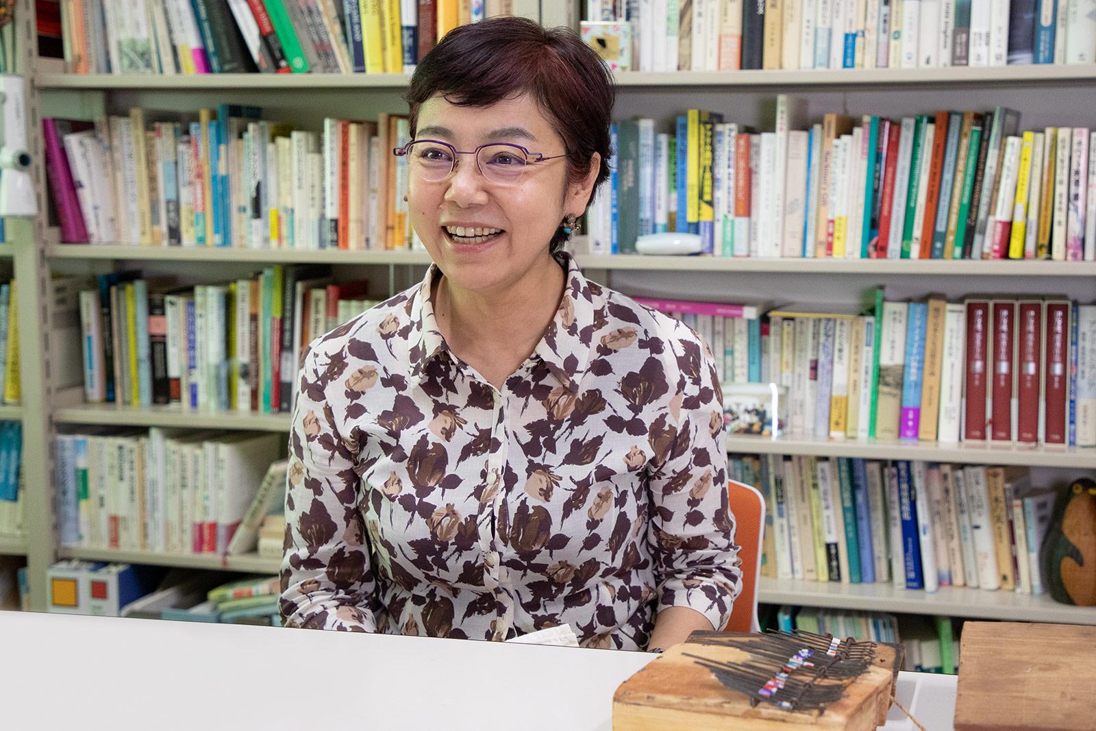 弘前大学人文社会科学部 杉山祐子教授