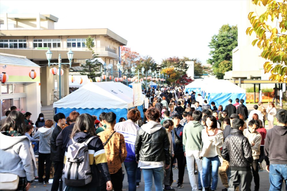 令和元年度の総合文化祭の様子