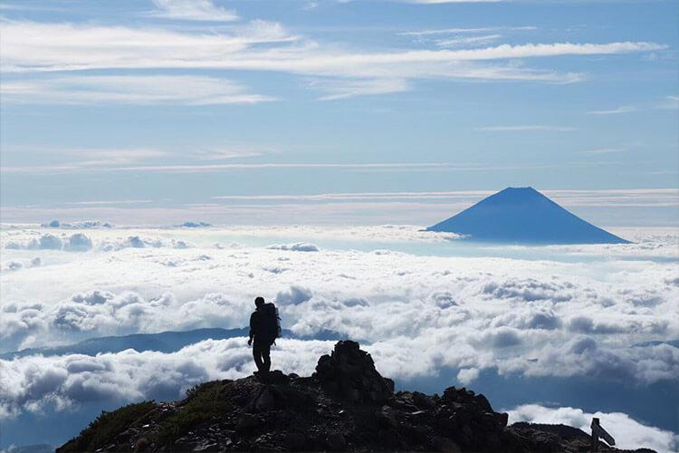 探検部 登山