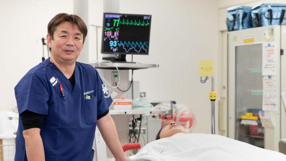高度救命救急センター 伊藤 勝博 副センター長