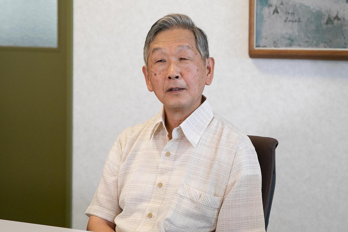 農学生命科学部 佐野輝男教授