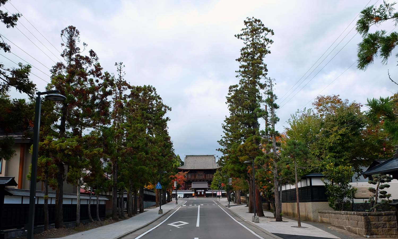 禅林街(禅林三十三ヶ寺)
