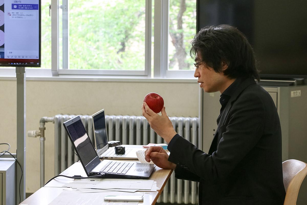 清水先生のメディア授業