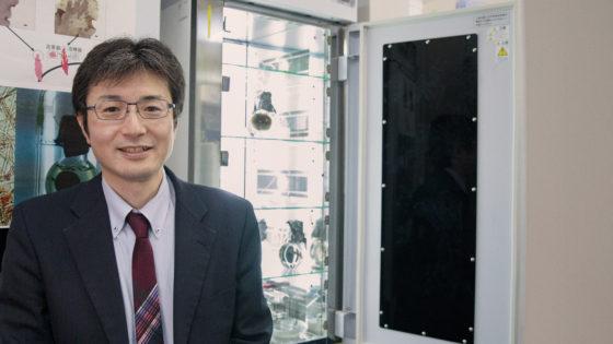 最先端研究紹介「食」<br>日本初の<br>大規模トラウトサーモン養殖<br>を実現し、産業化を目指す