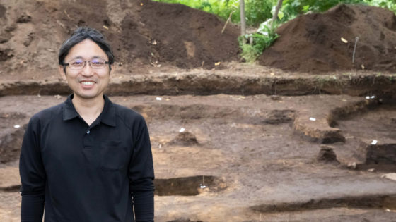 """""""生きるヒント""""を与えてくれる考古学<br>~過去を解明することは、未来を創造する力になる!~"""